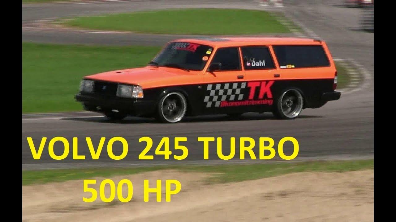 Volvo 245 Turbo Wagon 500hp