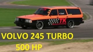 VOLVO 245 TURBO WAGON 500HP