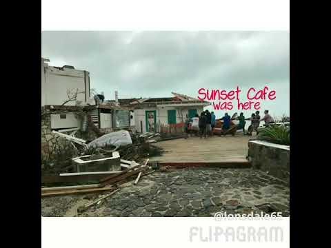 Grand Case Beach Club Hurricane Damage