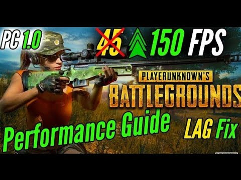 Pubg Performance Guide Increase Fps  Stutter And Lag Fix