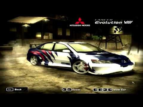 Need For Speed Most Wanted (2005) - How To Make All Blacklist Cars (HD)