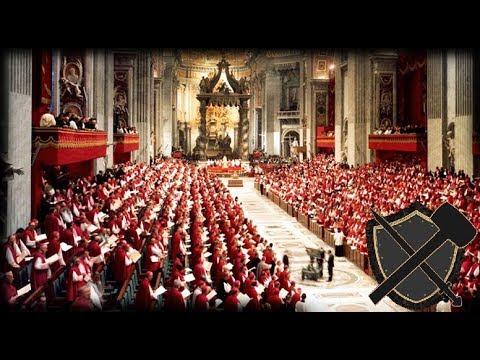 Vatican II & Novus Ordo Prefigured in the Old Testament