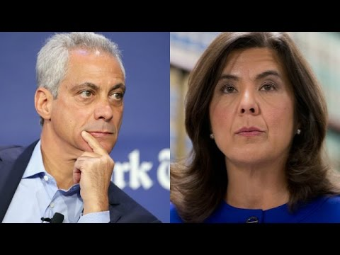 "NY Times Calls For Chicago Mayor To Resign Over ""Cover-Up"""