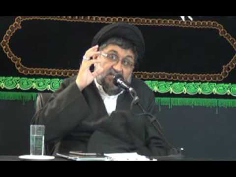 ANALYSIS OF ARROGANT SYSTEMS NIGHT 5 | HUSSAIN - HEIR OF THE PROPHETS | H.I. AFTAB HAIDER