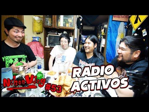 RADIO ACTIVOS [NihonVlog 53]