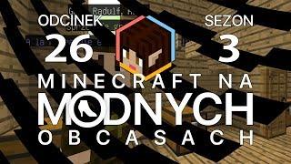"""Minecraft na """"modnych"""" obcasach Sezon III #26 - Wioski"""