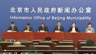 China reports six new COVID-19 cases in capital Beijing