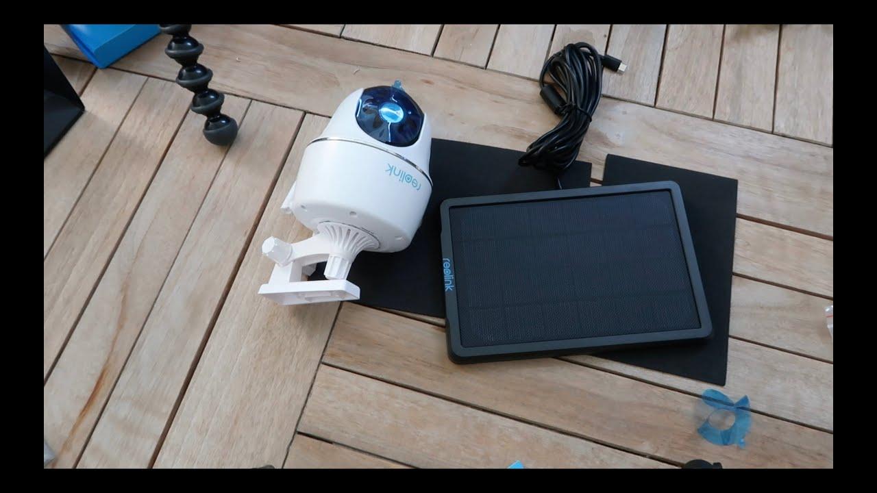 Download Camera supraveghere inteligenta si fara fire (Reolink Argus PT)