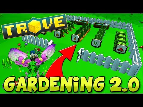 Everything You NEED TO KNOW For Gardening 2.0 | Trove