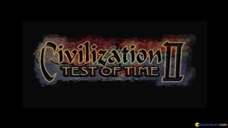 Civilization 2: Test of Time gameplay (PC Game, 1999)
