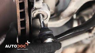 Sådan udskifter du styrekugle på BMW 5 E39 GUIDE | AUTODOC