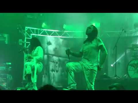 """Lacuna Coil performs """"Our Truth"""" {4K} live in Athens @Piraeus117 Academy, 19th of Novemeber 2017"""