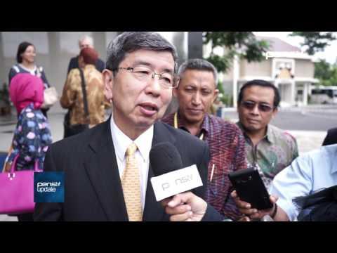Presiden Takehiko Nakao Berdiskusi Bersama Jajaran Tinggi Politeknik mengenai PEDP