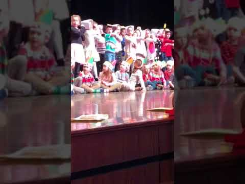 November 2016 Emmy's 1st Grade Thanksgiving Sing