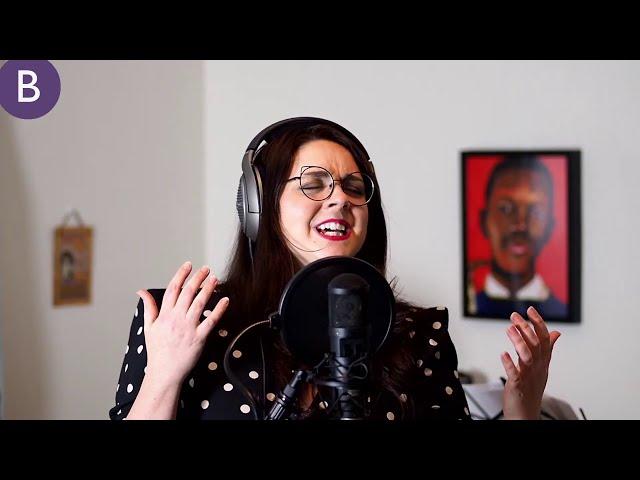Emilie Samson sings Joni Mitchell's