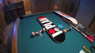 Stop motion Plan B setup