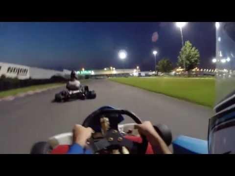 Go Kart @ Curno Kartodromo Orobico Go Pro 3+ Black Motorsport