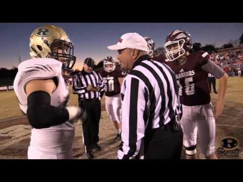 RHS Tiger Football - Rockwood Vs Happy Valley 11/4/2016