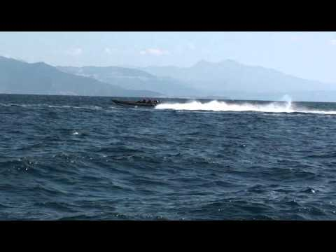 Sea Hawks Rib Club - Offshore Race.wmv