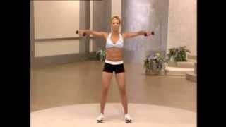 Гимнастика для рук и плеч. КРАСОТА за 10 минут руки и плечи