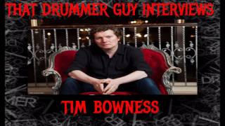 That Drummer Guy Interviews Tim Bowness