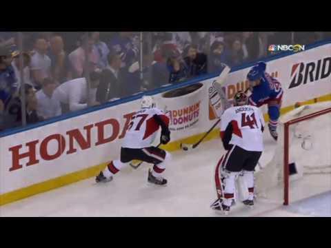 Analyse du match 4 entre  les Sénateurs d'Ottawa et les Rangers de New york