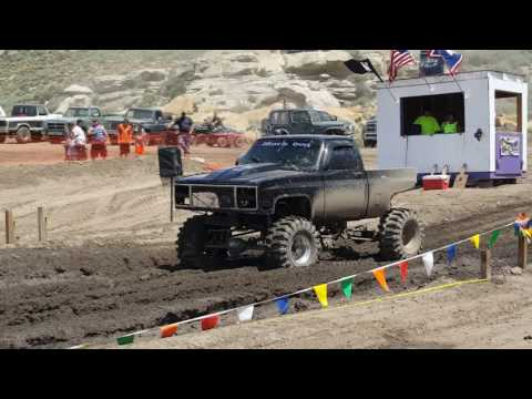 This truck is nasty.  Superior Wyoming mud bogs July 2nd 2016