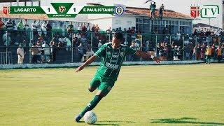 Lagarto X Frei Paulistano - Ao Vivo - 6ª Rodada do Campeonato Sergipano 2020