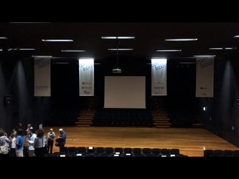 Open Source Lisbon - September 2017