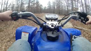 Trail Riding Blaster 200cc