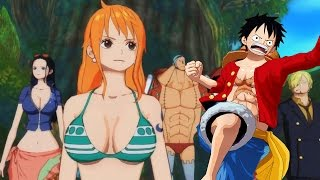One Piece Unlimited World Red  Pelicula Completa 全ムービー