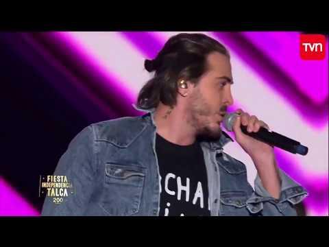 PISO 21 en concierto Festival de Talca 2018, PRIMERO ACA!