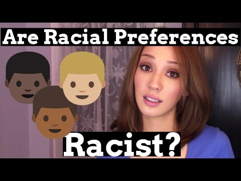 Are Racial Dating Preferences Racist?