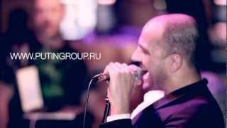 Живая музыка на свадьбу,группа на праздник,Путь'IN [HD]
