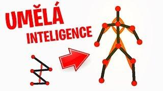 UMĚLÁ INTELIGENCE SE UČÍ CHODIT! l Evolution Simulator