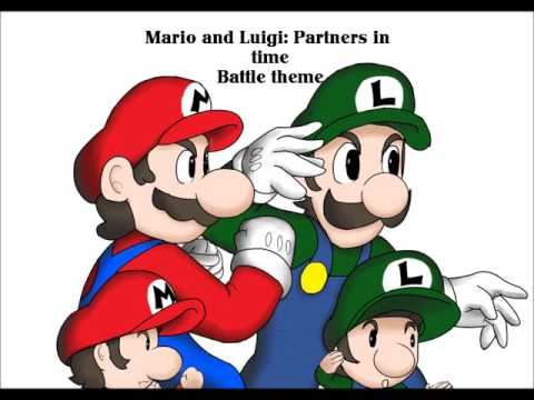 Mario And Luigi Partners In Time Battle Theme Remix