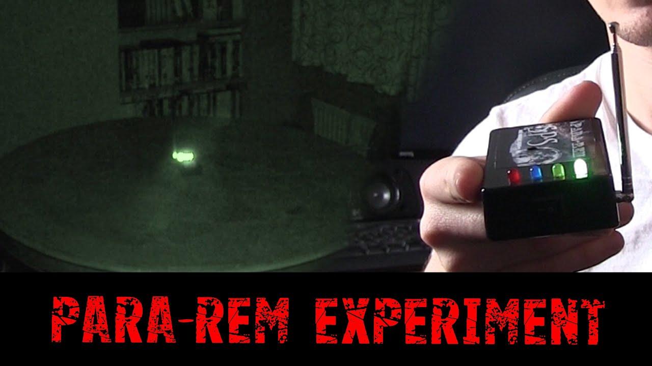Para-Rem (REM POD) - Real Paranormal Activity Part 36