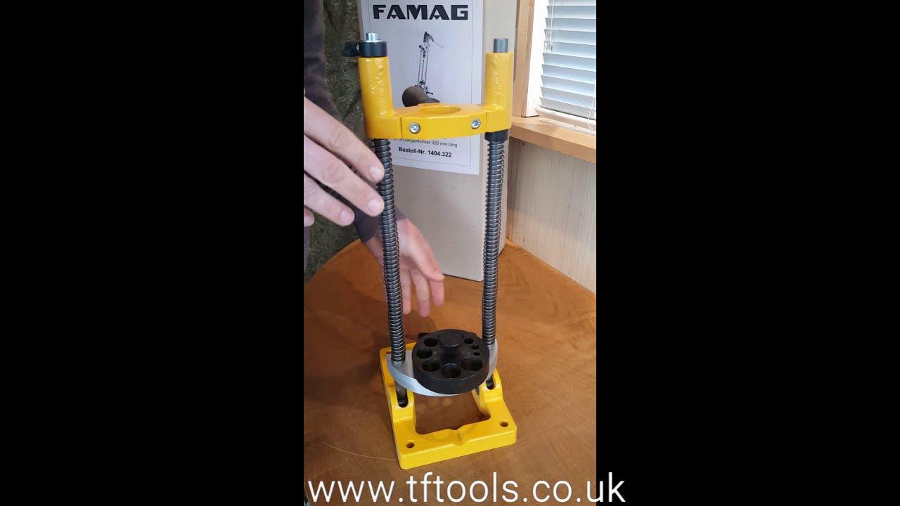 Famag Drill Bits Uk