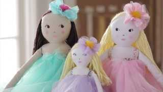 Learn And Play With Our Designer Dolls | Pottery Barn Kids
