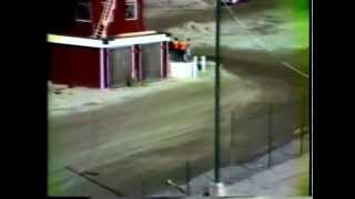 """Impossible drive up"" Rallycross, Roland Brändström aka Grus Kalle"