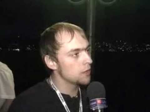Interview with Max Mutzke (Germany 2004)