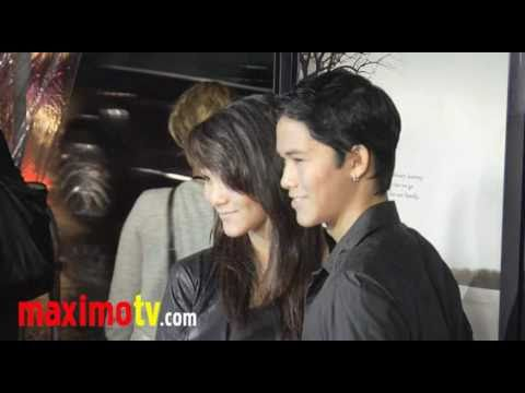 "BooBoo Stewart & Fivel Stewart at ""Conviction"" Premiere Arrivals"