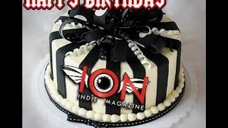Happy Birthday ION Indie Magazine