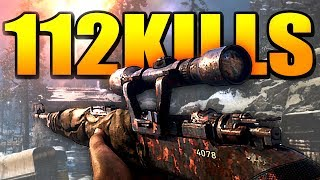 Cod WW2 Sniping Multiplayer Gameplay | Kar98k Sniper Quickscoping on Griffin | Call of Duty WWII