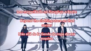 DIE meets HARD lyrics ENG ESP Ling Tosite Sigure