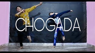 Chogada || loveratri || bollywood  dance choreography video by Rahul bijoria