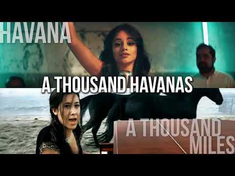 Havana vs. A Thousand Miles (MASHUP) Camila Cabello & Vanessa Carlton