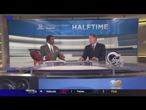 Rams Lead Raiders 17-14 At Halftime