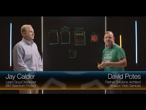 IBM Spectrum Protect Optimized for Amazon S3