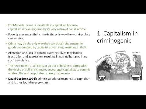 03 Marxist and Neo Marxist Perspective of Crime and Deviance